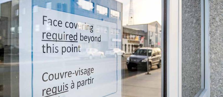 COVID-19 : plus de contraventions à venir ?