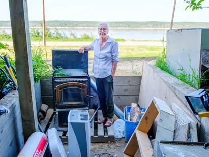 Fort Simpson : impatience chez les sinistrés