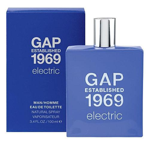 1969 Electric Men de GAP - EDT