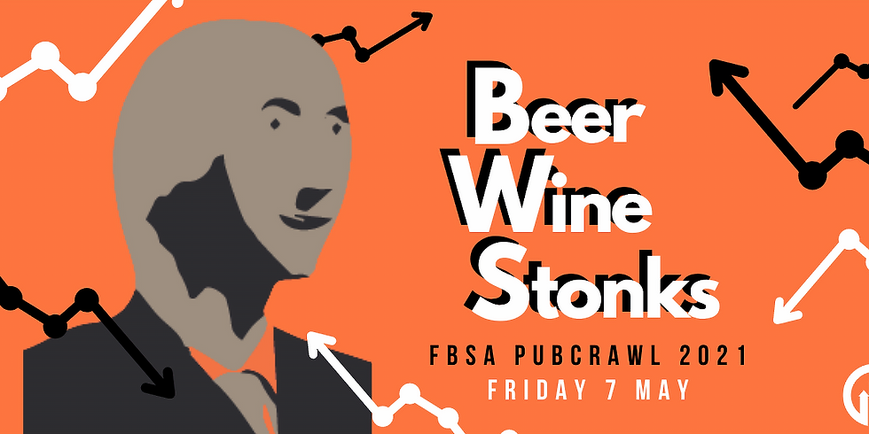 2021 Pubcrawl | Beer, Wine, Stonks