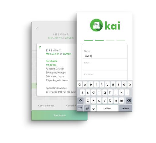 Kai Mobile App