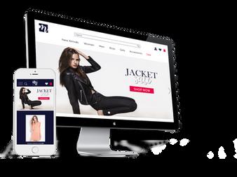 Mirror E-commerce Website