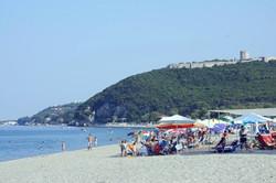 Panteleimona Beach / Platamon Castle