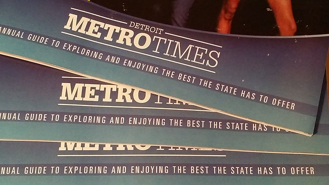 Detroit Metro Times Best State Has To Offer