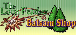 Loon Feather Balsam Shot