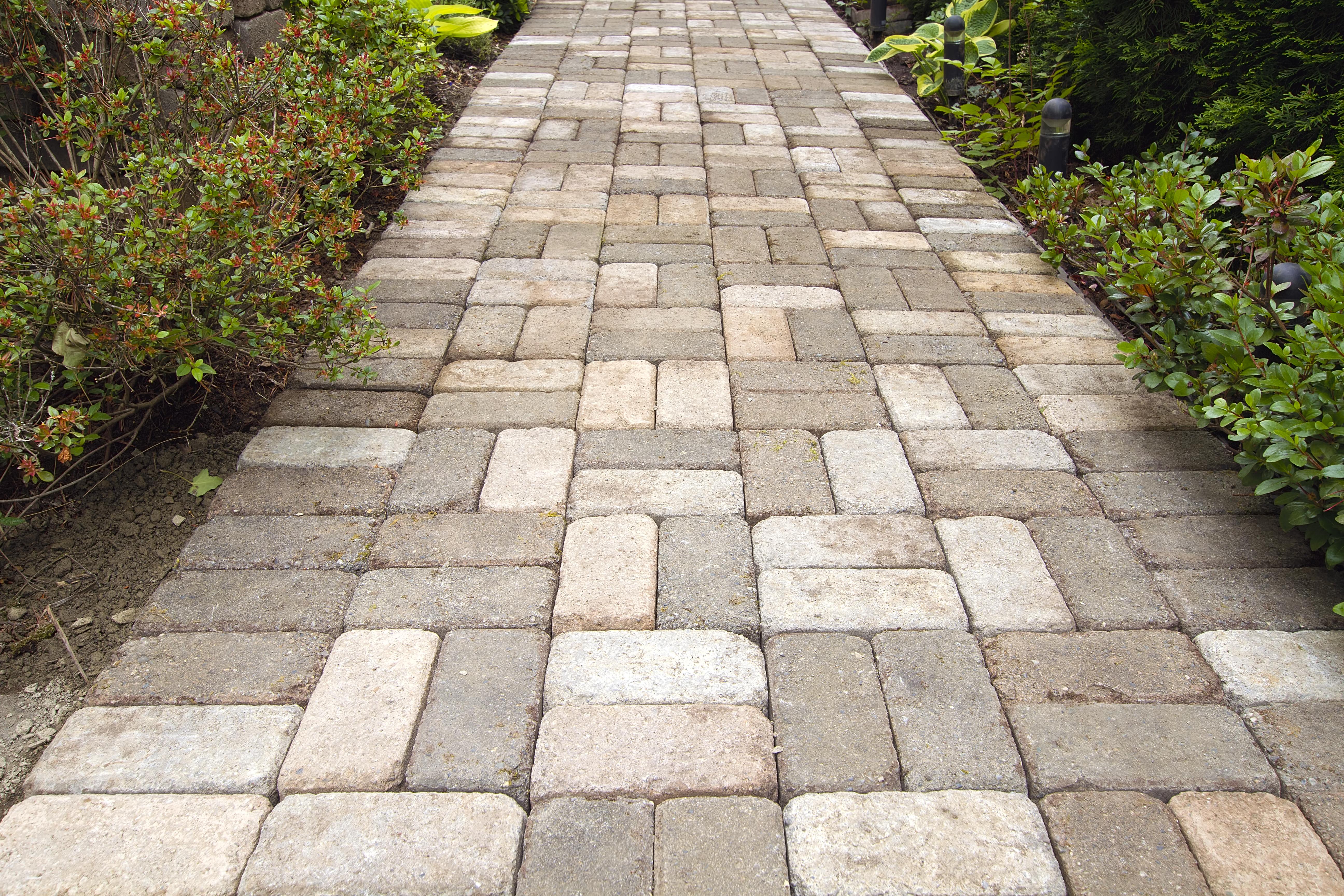Brick Paver 1