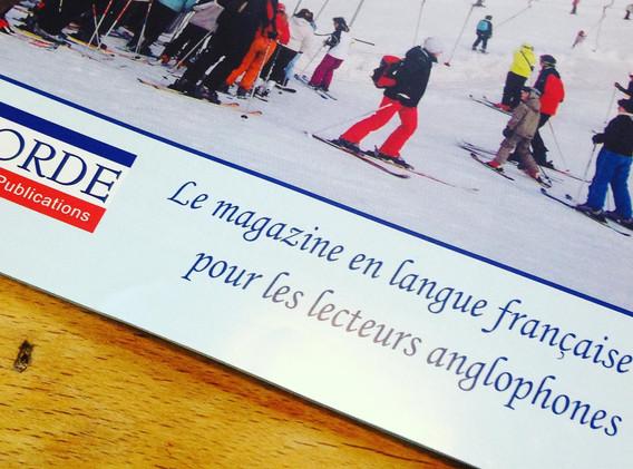 Justine Bonnery magazine La Popote à pépé