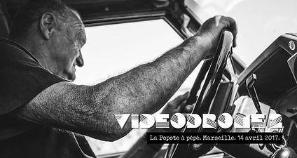 Projection et avnt-première de La Popote à pépé à Marseille au Vidéodrome