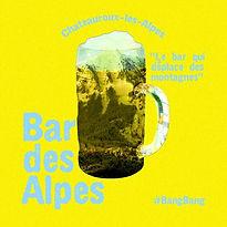 Projection et avant-première de La Popote à pépé au Bar des Alpes à Chateauroux les Alpes