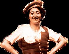 La Popote à pépé : la photo de la grand-mère de Justine