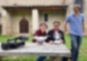 Justine Bonnery Rémi Gazel Nicolas Pousson-Ribis Drone Web-reportages