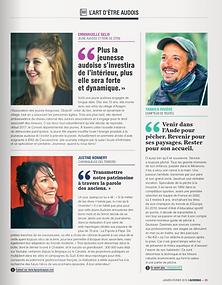Magazine AudMag Carcassonne La Popote à pépé