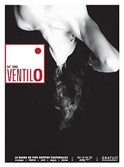 La Popote à pépé dans le Journal Ventilo de Marseille - Carnets de campagne