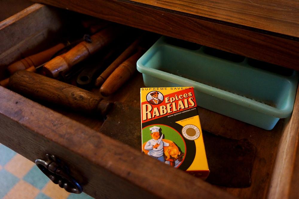 La Popote à pépé article sur les épices Rabelais de Marseille par Justine Bonnery
