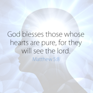 Matthew 5:8 Bible Quote