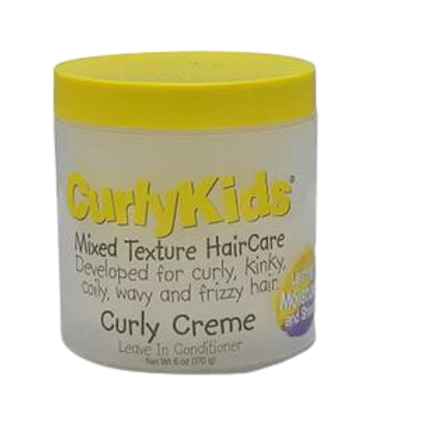 Curly Kids Creme Leave in Conditioner