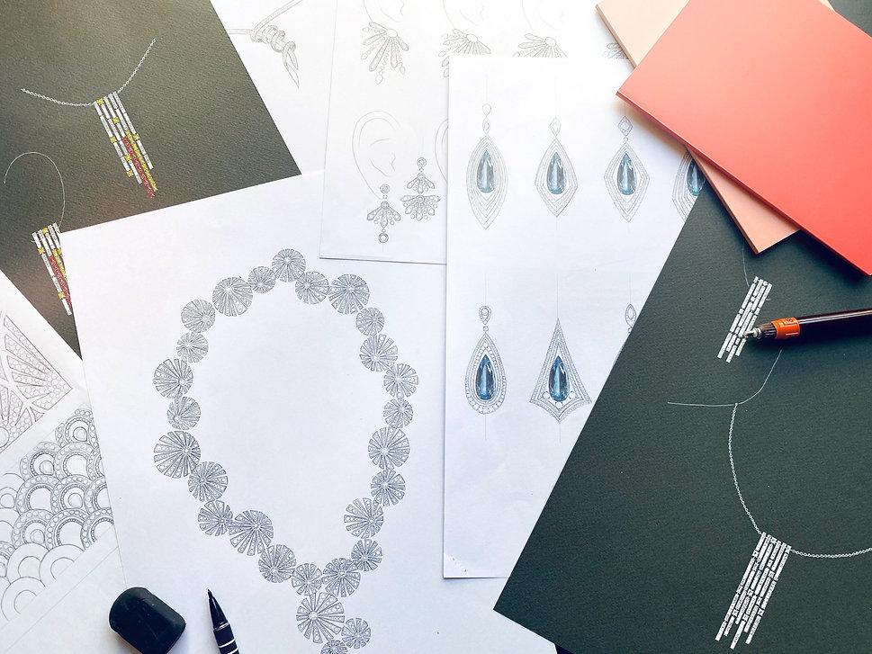 Fine Jewelry designs