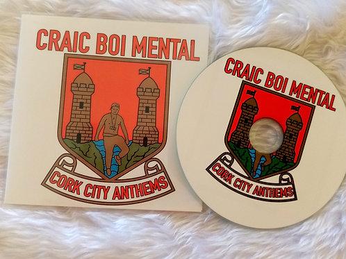 Cork City Anthems CD