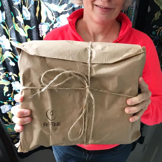 Melanie with FairTale Shea Butter Package - 2019/2020