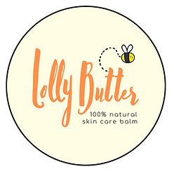 Lolly Butter 100% natural skin care balm
