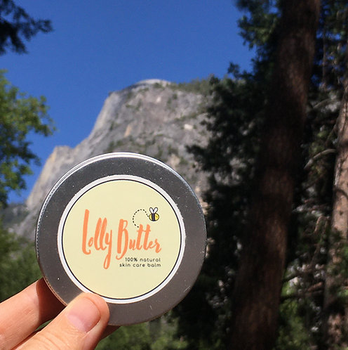 Lolly Butter GROUND | Cedarwood - 2 oz. ONLY