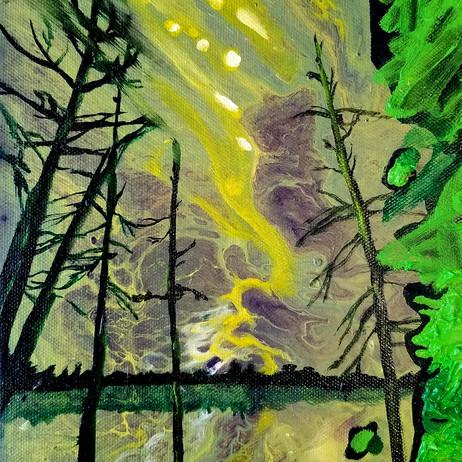 The Night of Lake Placid