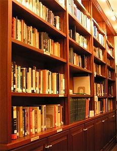 Community Center Bookshelves
