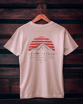 TEIDE - Camiseta blanca
