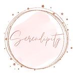 Fashion logo - rose gold, beauty logo, s