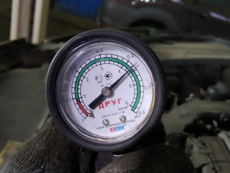 Оптимальное давление в системе смазки двигателя ОМ642.8