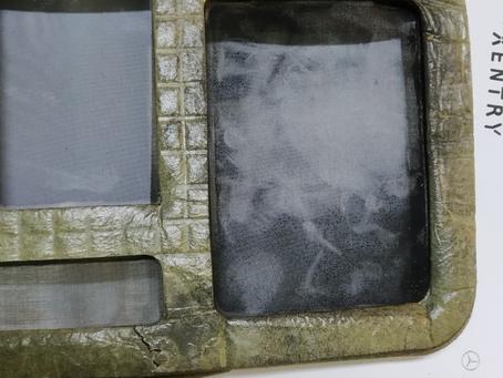 Проблемы с обдувом лобового стекла на GL164