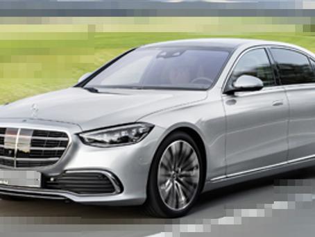 Новый Mercedes-Benz S-Класс – автомобильная роскошь на основе цифровых инноваций