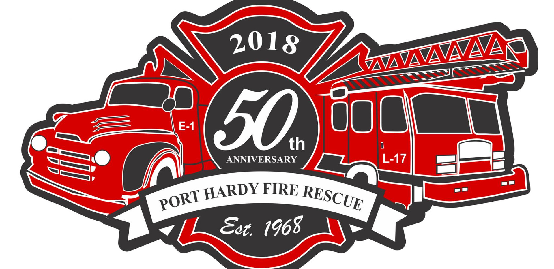50 Years Port Hardy Fire, 1968-2018