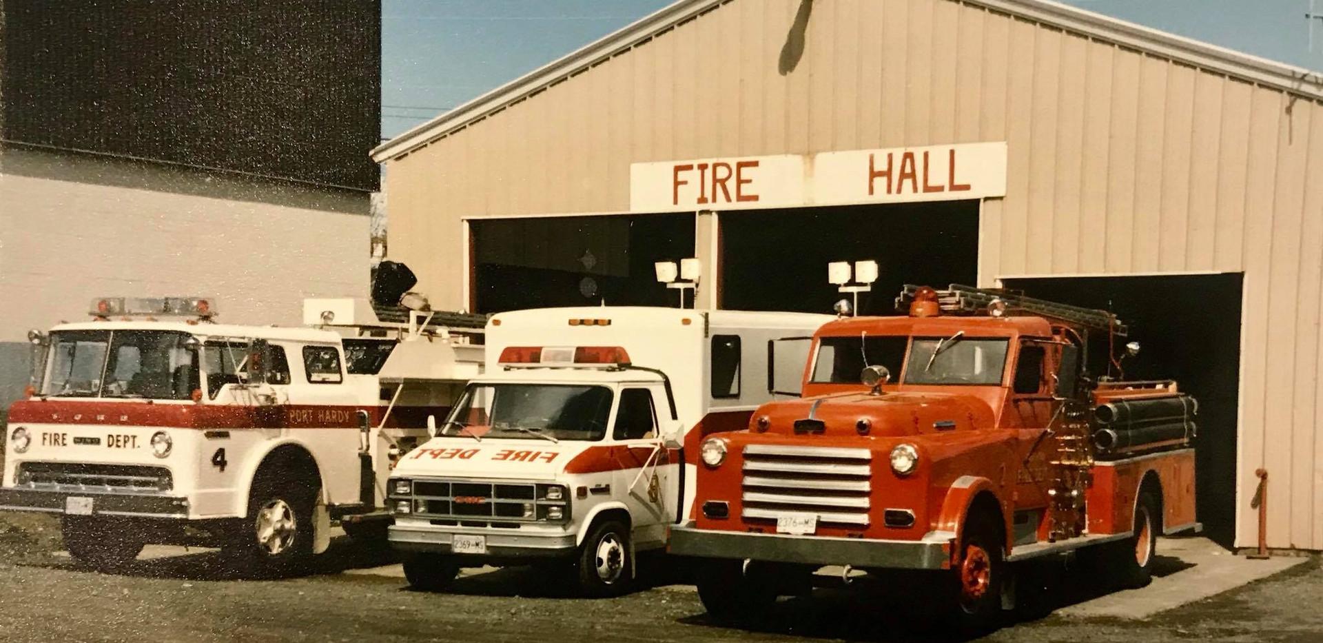 Originall Fire Station on Main Street