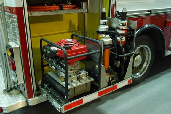 Holmatro Hydraulic Rescue Tools