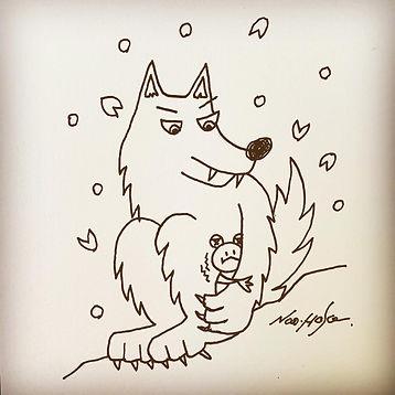 オオカミ1-2.JPG