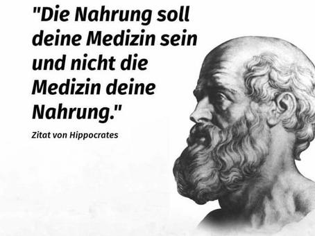Hippokrates wurde schon zu Lebzeiten verehrt. Er gilt als Begründer der Medizin als Wissenschaft.