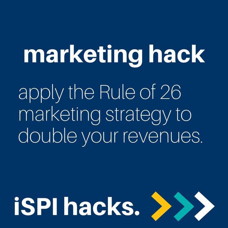 iSPI Marketing Hack