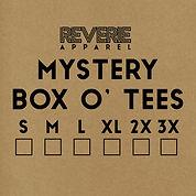 Mystery Box O' Tees