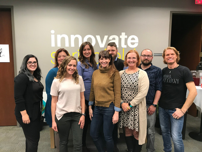 Business Incubation at Innovate Springfield