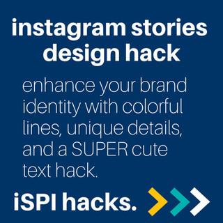iSPI Design Hack