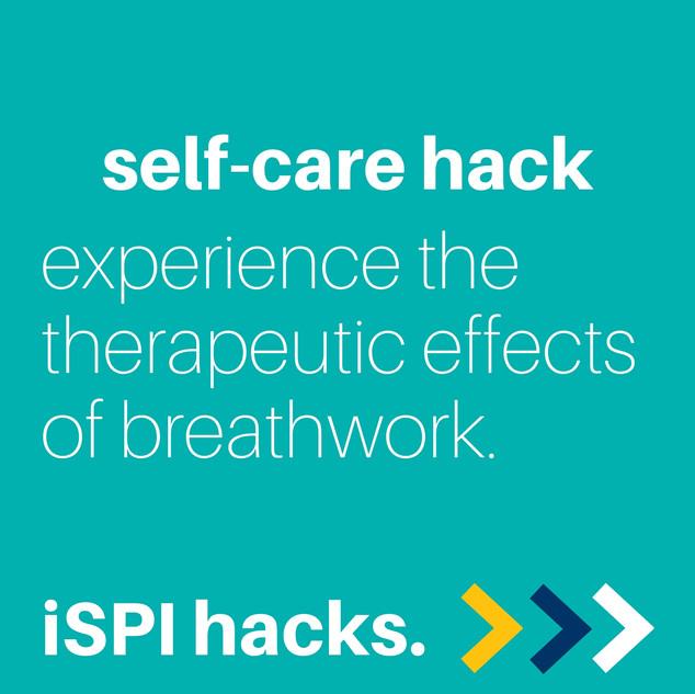 iSPI Self-Care Hack