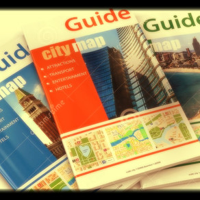 Where's my travel guide?