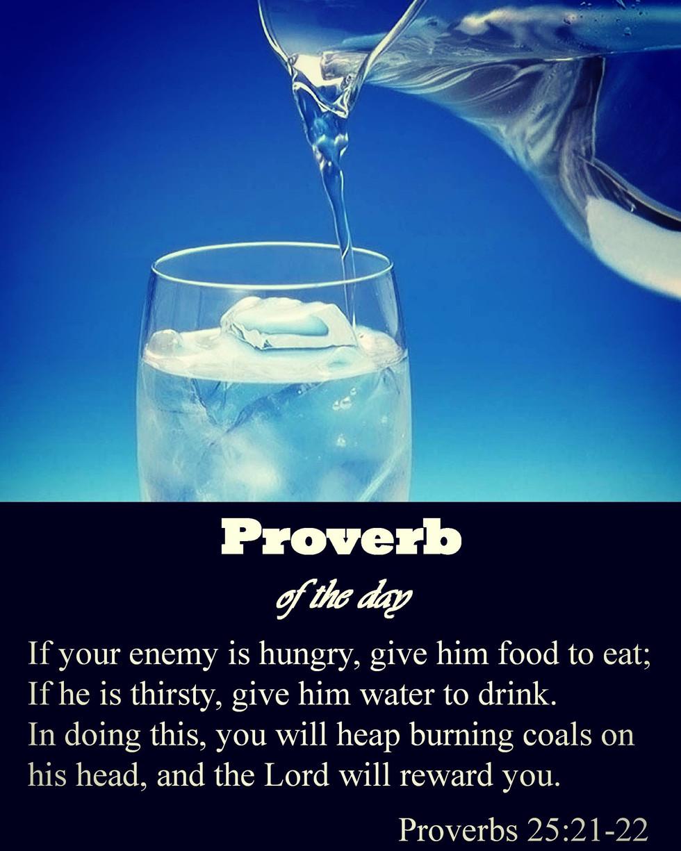 Proverbs 25