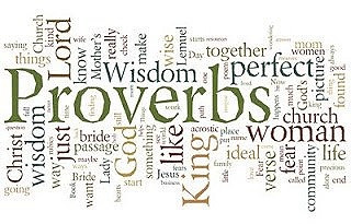 """""""Marching"""" through Proverbs"""