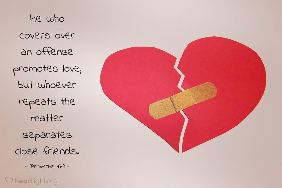 Proverbs 17
