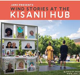 Kisanii Hub - WIND STORIES performance.j
