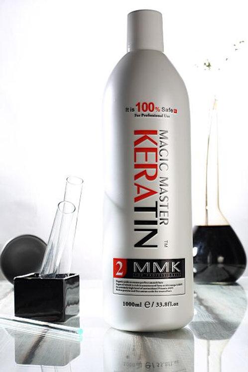 Keratin Hair Straightener/ Formaldehyde Free