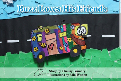 BUZZ LOVES HIS FRIENDS