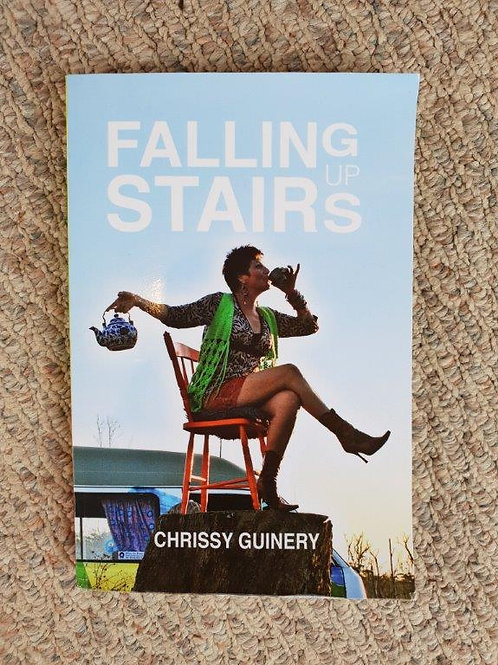 FALLING UP STAIRS